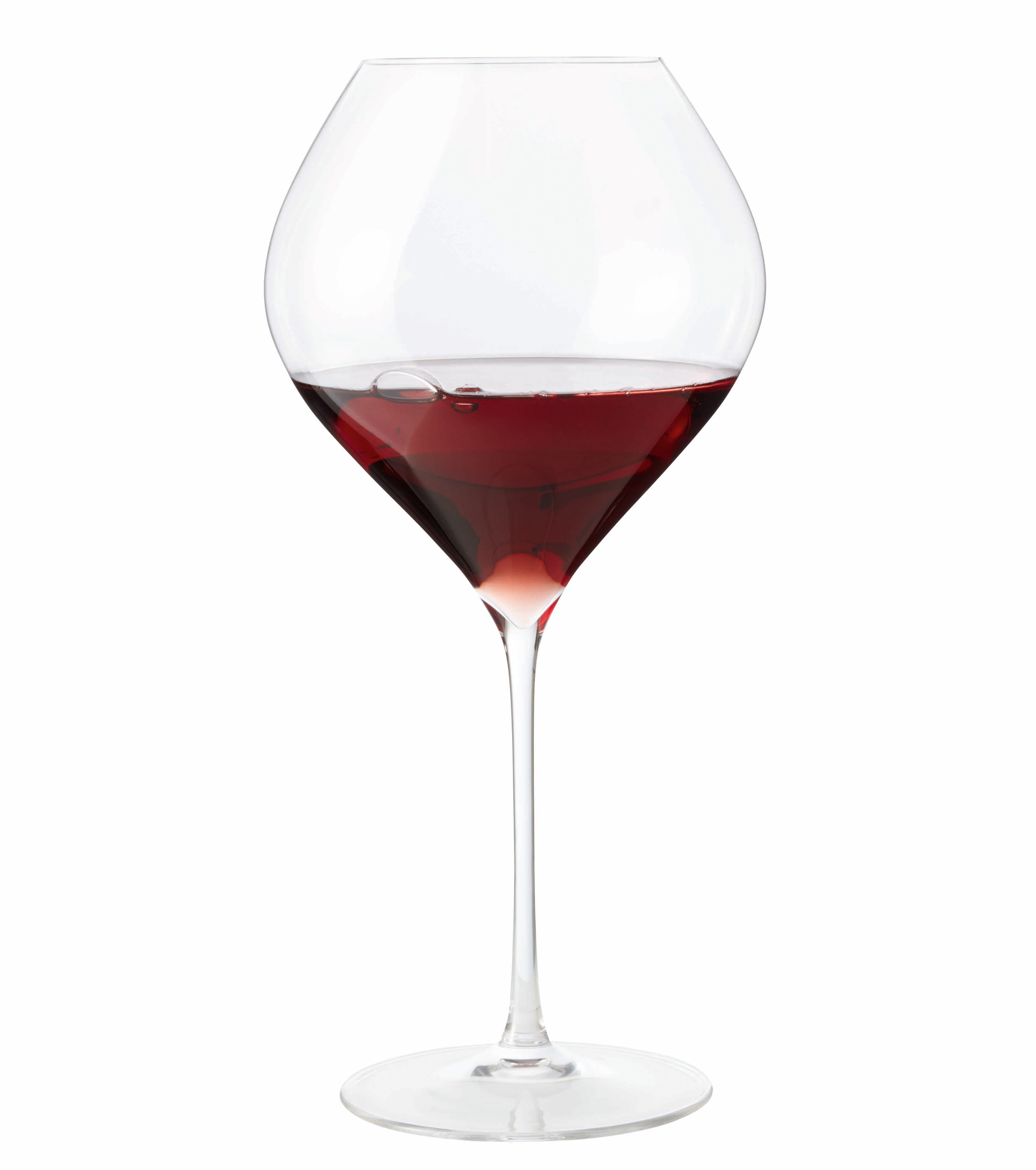 Verre vin rossini pour bourgogne 850 ml transparent leonardo - Vin rossini ...