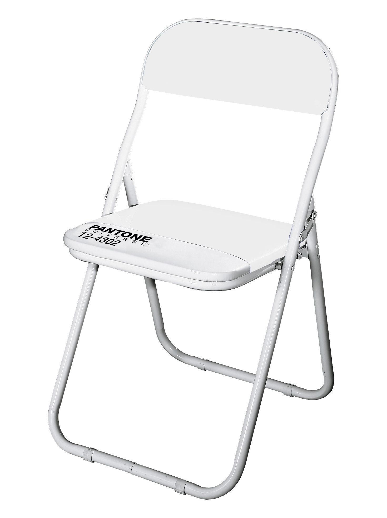 pantone klappstuhl seletti stuhl. Black Bedroom Furniture Sets. Home Design Ideas