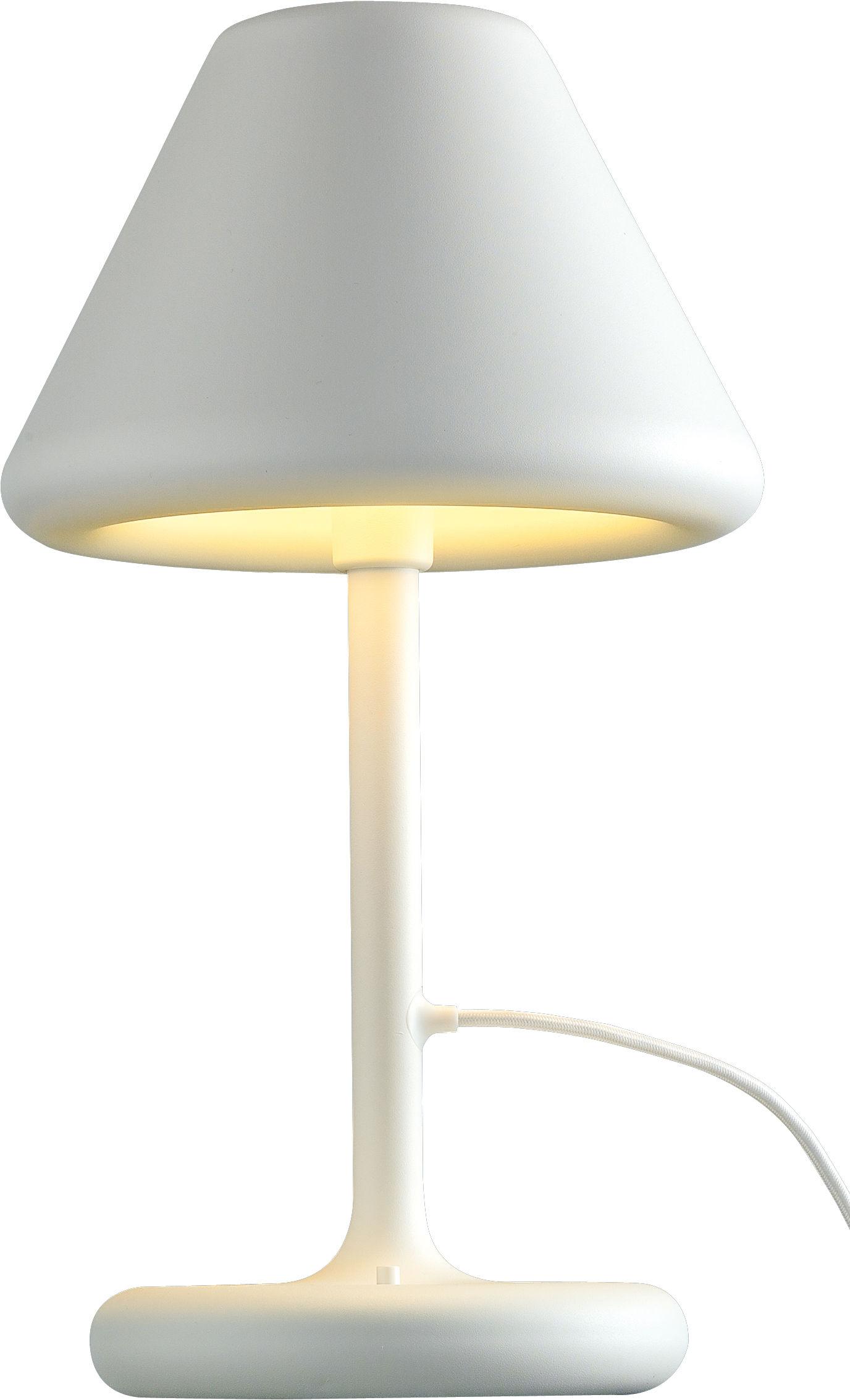 lampe de table oj blanc louis poulsen. Black Bedroom Furniture Sets. Home Design Ideas
