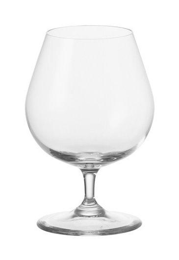 Ciao Cognac Glass Cognac Glass Transparent By Leonardo
