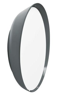 Applique Mona LED / plafonnier - Roger Pradier gris anthracite en métal