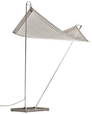 Luminaire - Lampes de table - Lampe de table Dew Drops LED - Ingo Maurer - Transparent / Métal - Matériau plastique, Métal