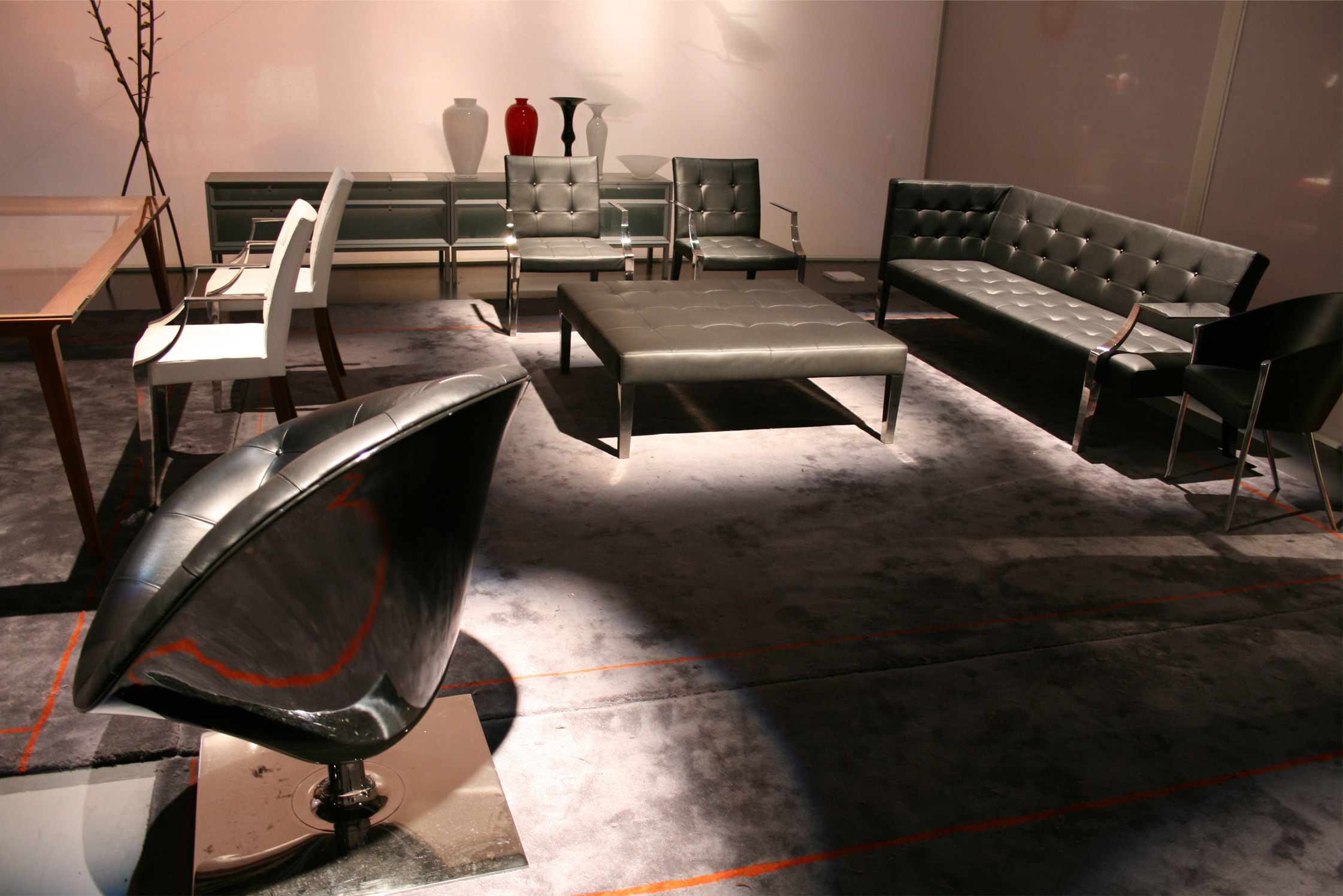 fauteuil costes coque bois eb ne pieds noirs driade. Black Bedroom Furniture Sets. Home Design Ideas