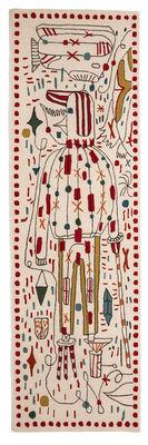 Tapis Hayon x Nani / 80 x 240 cm - Nanimarquina multicolore en tissu