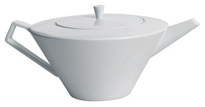 Tavola - Caffè - Teiera Anatolia di Driade Kosmo - Bianco - Porcellana