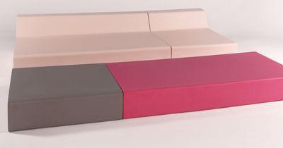 Canap droit matrass seat 150 2 places l 150 x h 20 cm for Mousse polyurethane canape