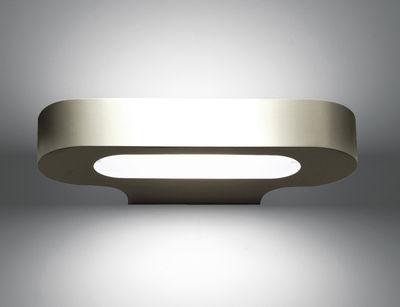 Foto Applique Talo - LED / L 21 cm di Artemide - Oro - Metallo