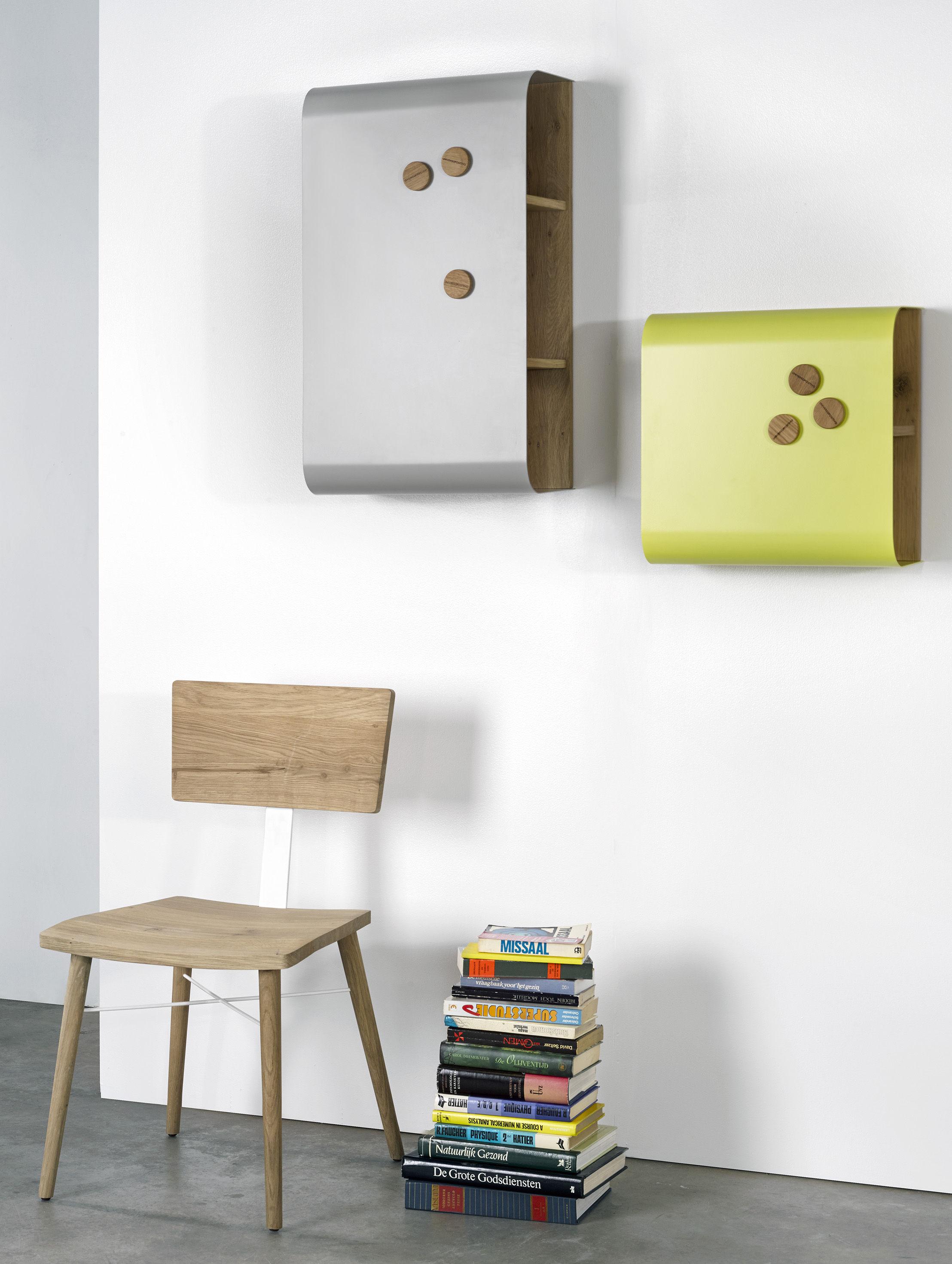 shell magnettafel 40 x 40 cm universo positivo regal. Black Bedroom Furniture Sets. Home Design Ideas