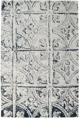 Déco - Tapis - Tapis Tin Ceilin / 170 x 240 cm - Tissé main - Toulemonde Bochart - Argent - Soie végétale