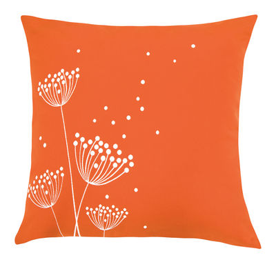 coussin d 39 ext rieur cl des champs 70x70 cm carotte fermob. Black Bedroom Furniture Sets. Home Design Ideas