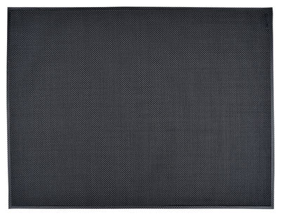 Set de table / 35 x 45 cm - Fermob carbone en tissu
