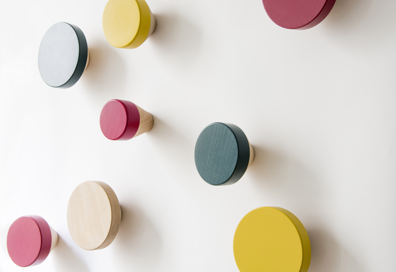 pat re clou 12 cm bois naturel enostudio. Black Bedroom Furniture Sets. Home Design Ideas