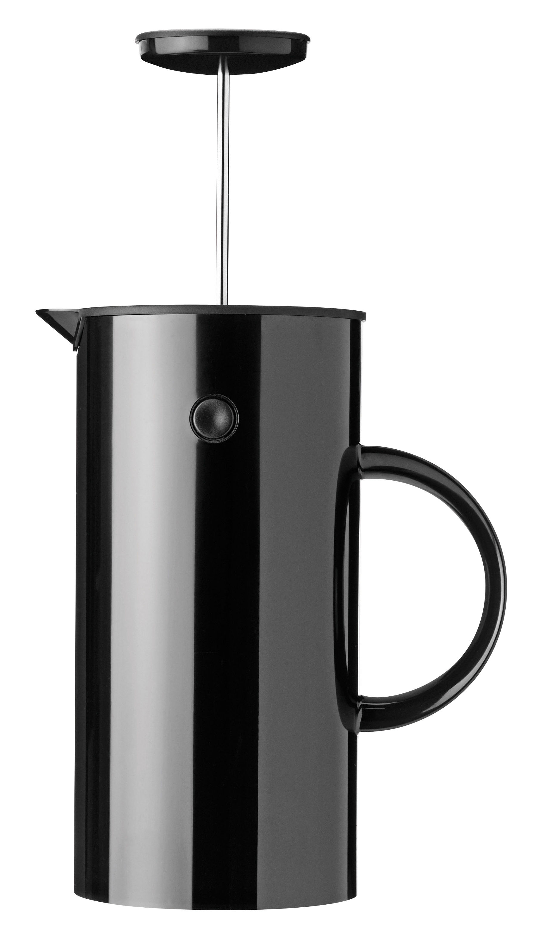 Coffee Maker Alarm Clock Radio : Classic Coffee maker - 8 cups Black by Stelton
