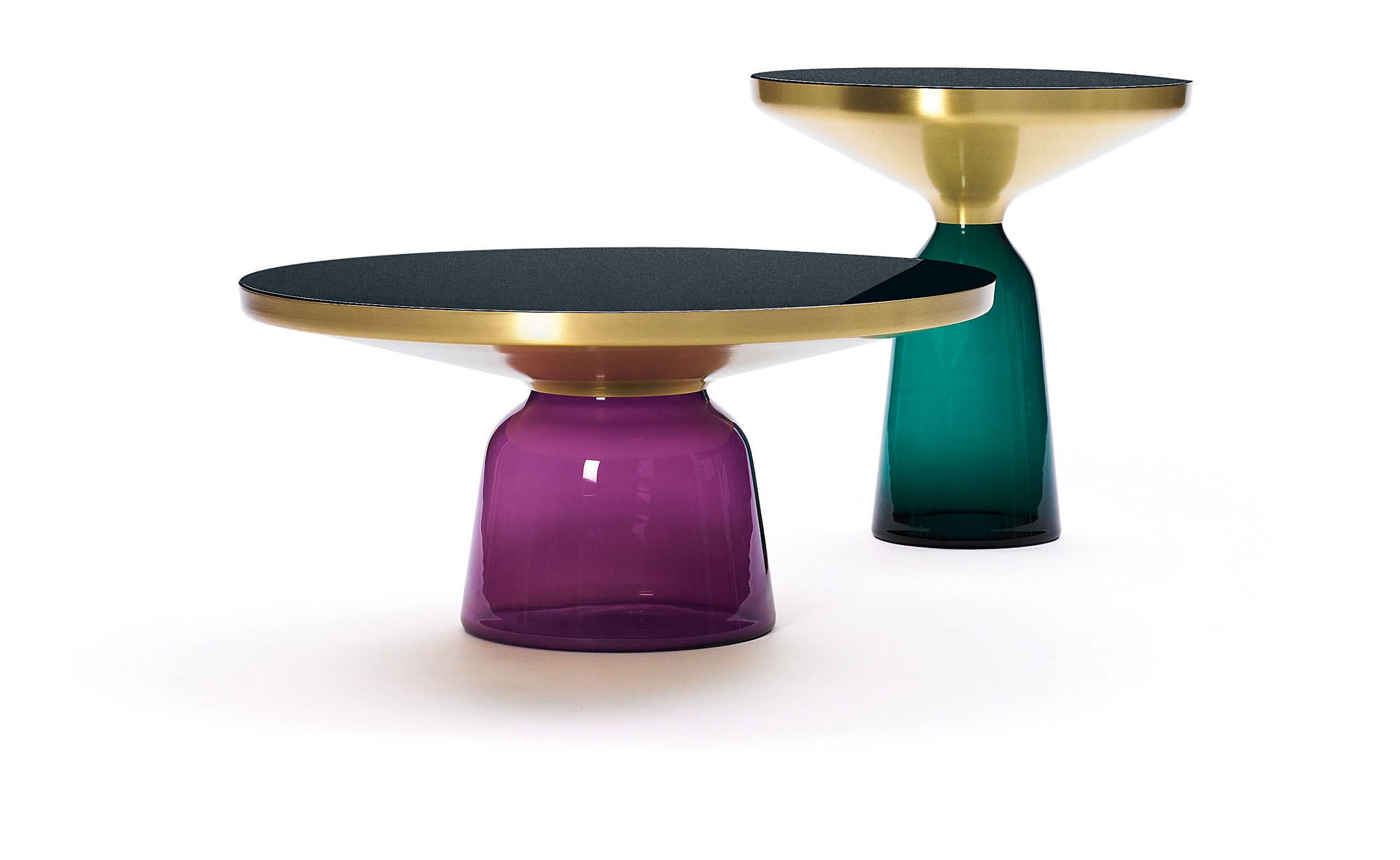 Table d 39 appoint bell side 50 x h 54 cm violet for Solidworks design table zoom