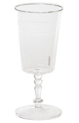 Arts de la table - Verres  - Verre à vin Estetico quotidiano - Seletti - Transparent - Verre à vin - Verre