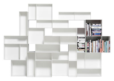 Alma Large L 260 cm x H 180 cm | Casamania | Bücherregal