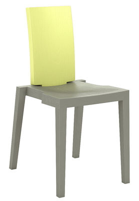 contemporary furniture chairs. delighful chairs furniture  chairs joa sekoya stacking chair round  plastic with wood  effect by throughout contemporary