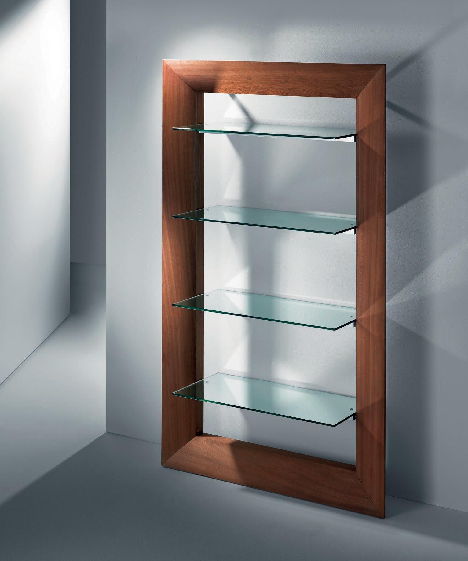 Biblioth que frame miroir acajou driade for Miroir acajou