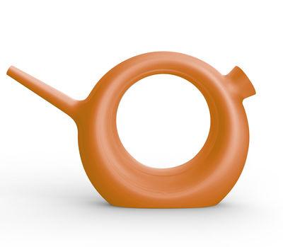 Foto Innaffiatoio Ohlala di Qui est Paul ? - Arancione - Materiale plastico