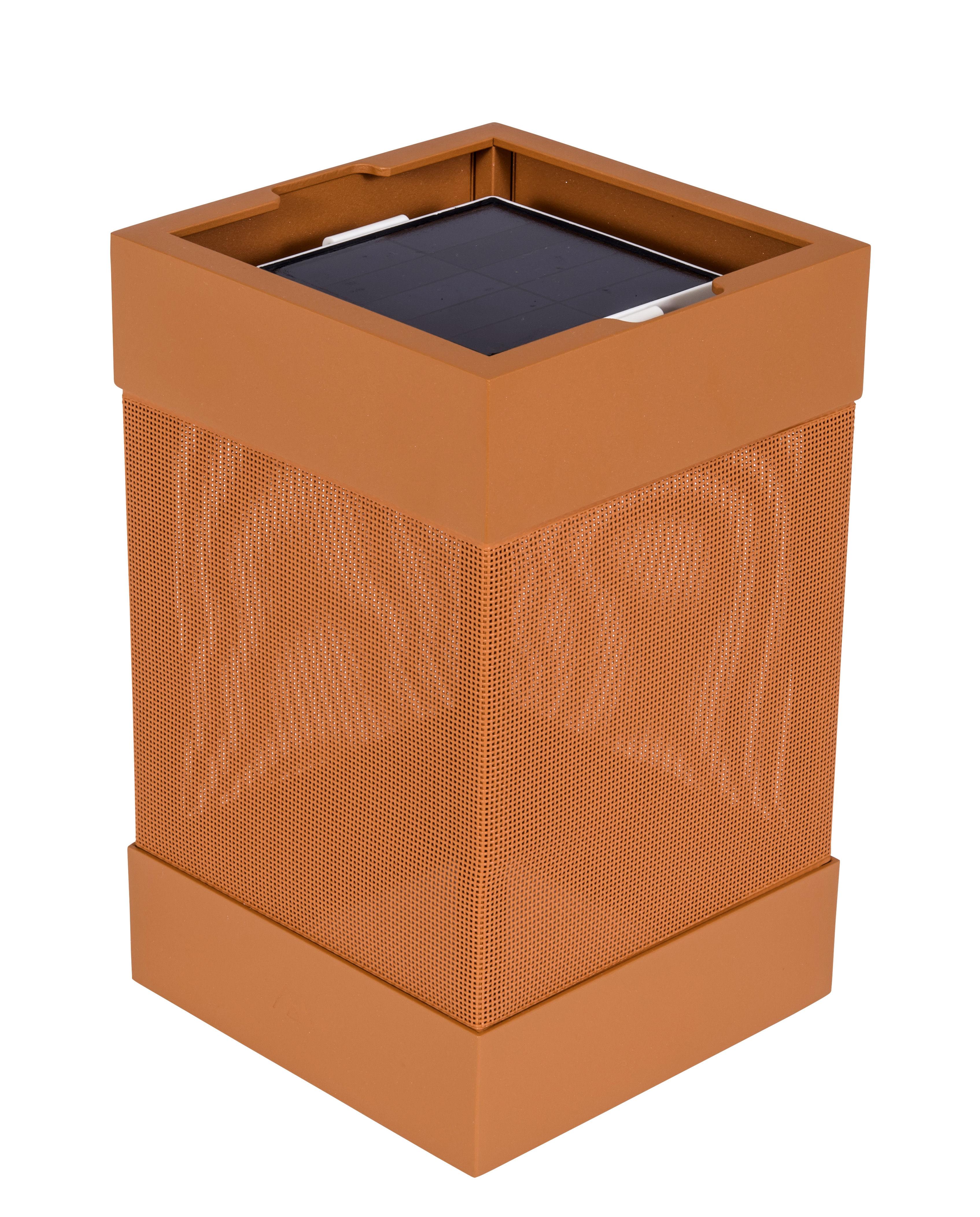 lampe solaire la lampe pose 03 led sans fil safran maiori. Black Bedroom Furniture Sets. Home Design Ideas