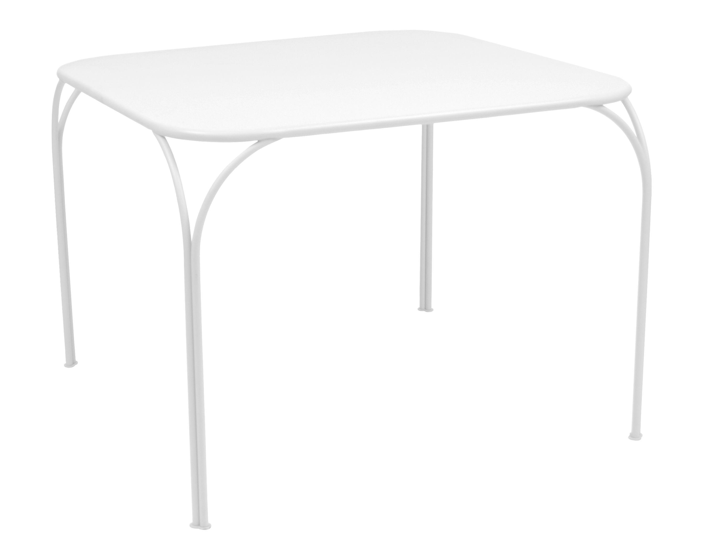 kintbury 100 x 100 cm fermob tisch. Black Bedroom Furniture Sets. Home Design Ideas