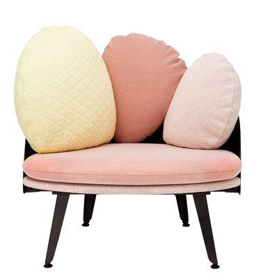 Nubilo Gepolsterter Sessel / L 77 cm - Petite Friture