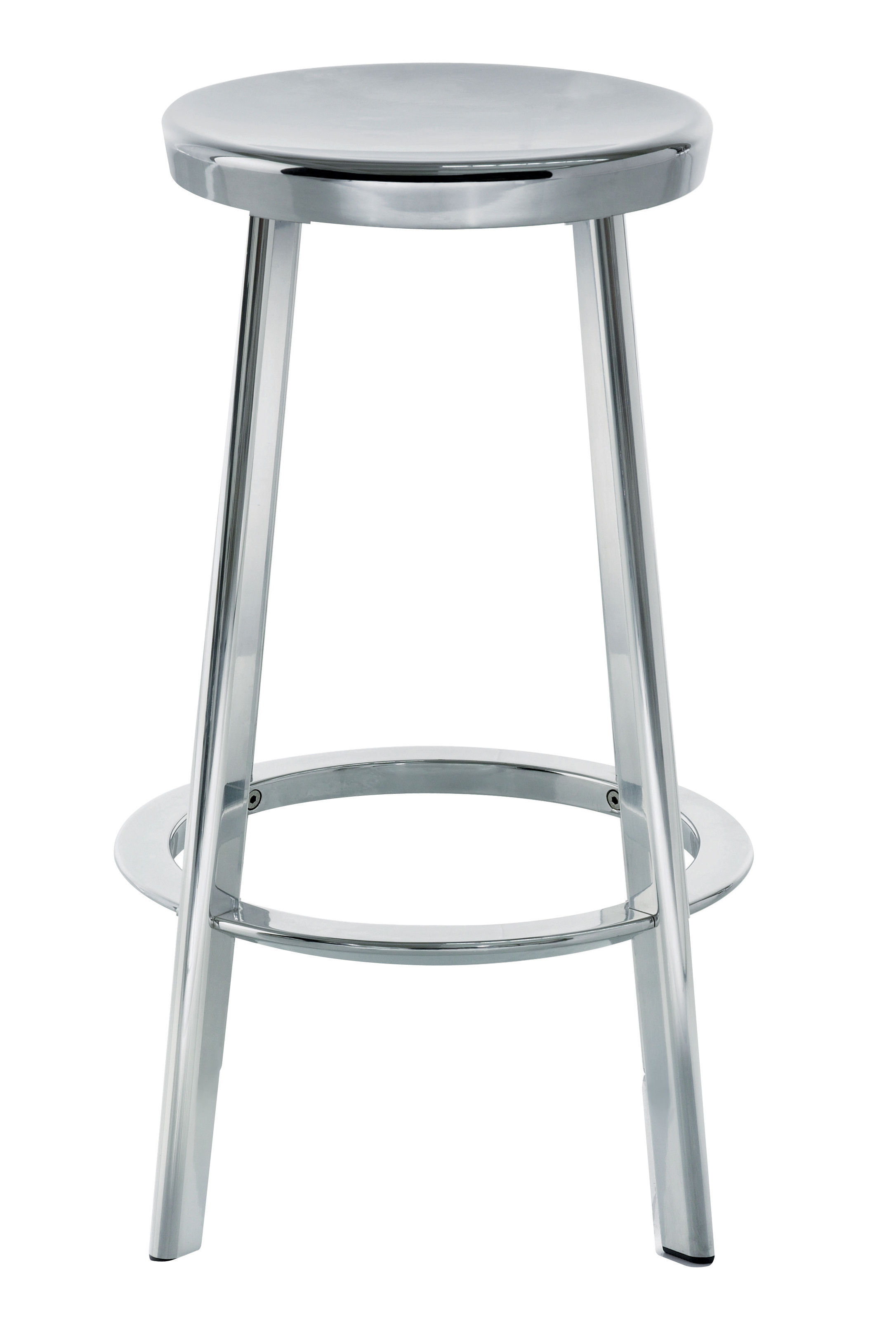 tabouret de bar d j vu h 66 cm m tal aluminium magis. Black Bedroom Furniture Sets. Home Design Ideas