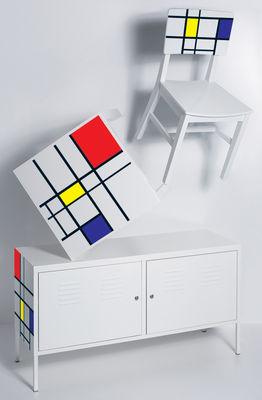Sticker de meuble par c l leon boym pour chaise for Deco meuble leon