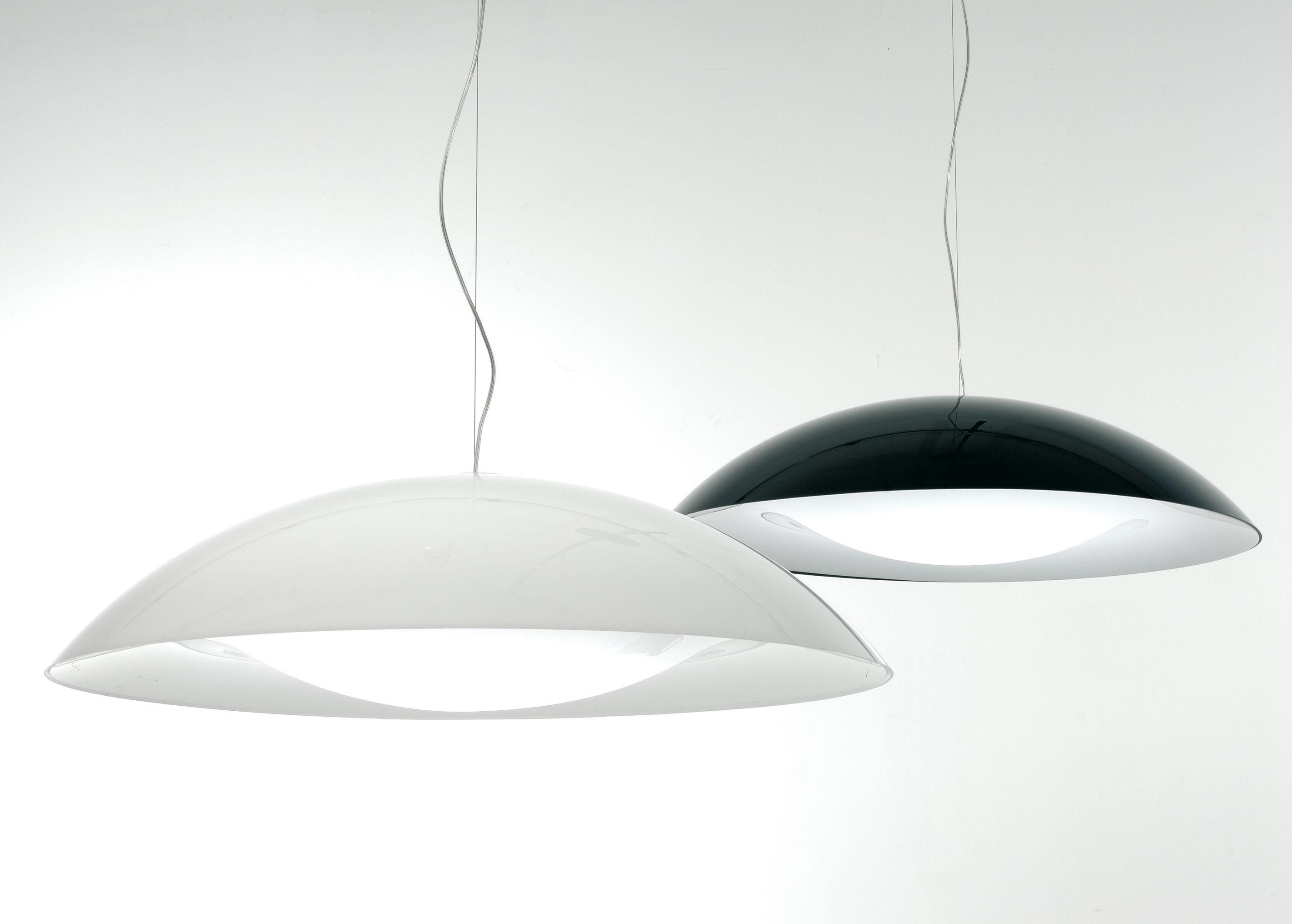 suspension neutra noir kartell. Black Bedroom Furniture Sets. Home Design Ideas