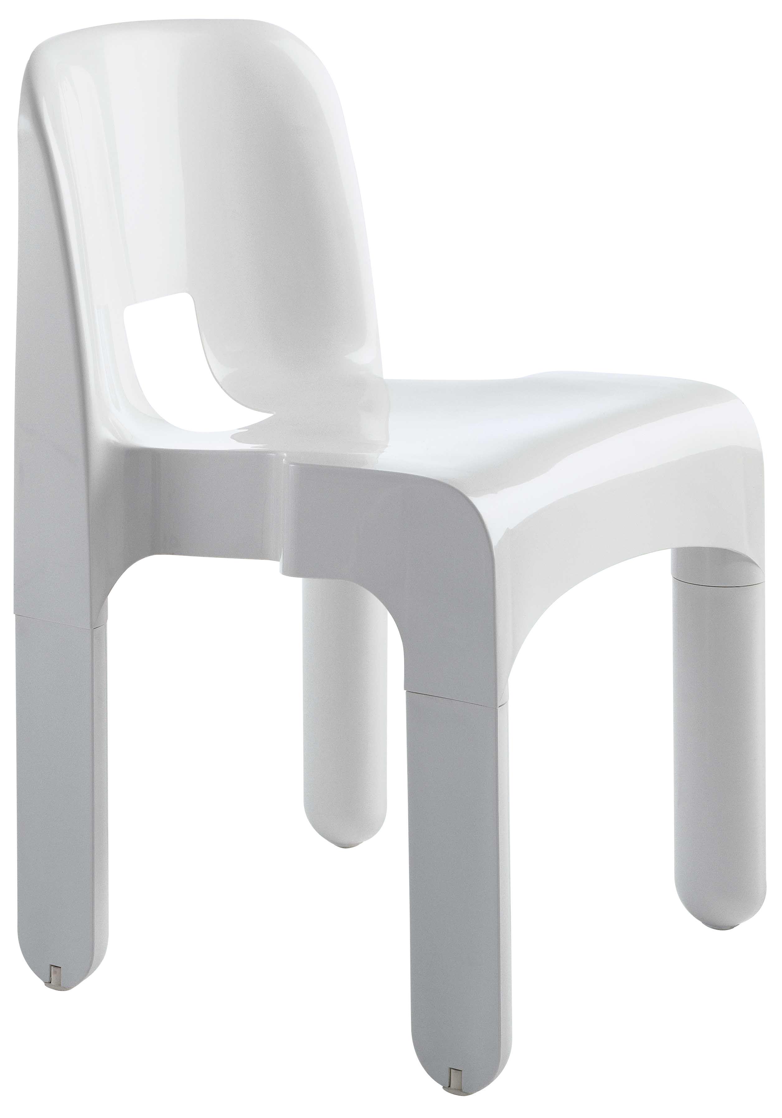Chaise 4867 Blanc Kartell