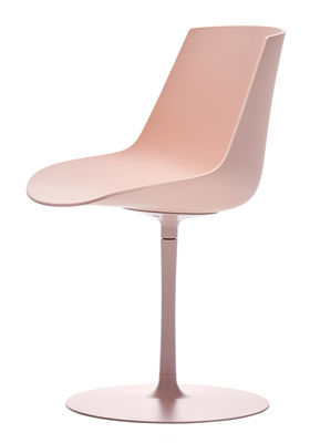 Furniture   Chairs   Flow Color Swivel Chair   / Central Leg By MDF Italia