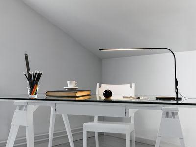 Paire de tréteaux arco blanc design house stockholm made in design
