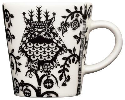 Tasse à espresso Taika 10 cl Iittala Noir en Céramique
