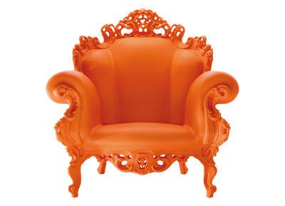 Poltrona Magis Proust di Magis - Arancione - Materiale plastico