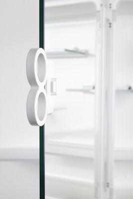 Scopri Armoire de toilette Kali, Bianco di Authentics, Made In ...
