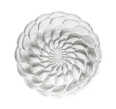 Assiette creuse Jellies Family Ø 22 cm Kartell cristal en matière plastique