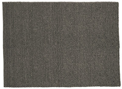 tapis peas 140 x 200 cm gris fonc hay. Black Bedroom Furniture Sets. Home Design Ideas