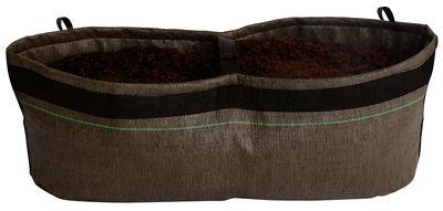 jardini re geotextile outdoor 14 litres 14 litres. Black Bedroom Furniture Sets. Home Design Ideas