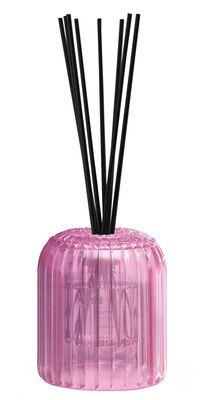 Image of Diffusore di profumo Cache Cache / Con profumo e bastoncini - Kartell Fragrances - Rosa - Materiale plastico