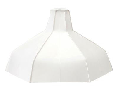 Luminaire - Suspensions - Abat-jour Pepe Heykoop / Papier - Câble et ampoule non fournis - Pop Corn - Blanc - Papier pelliculé