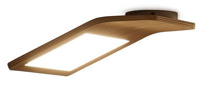 Plafonnier Butterfly02 LED - Tunto chêne en bois