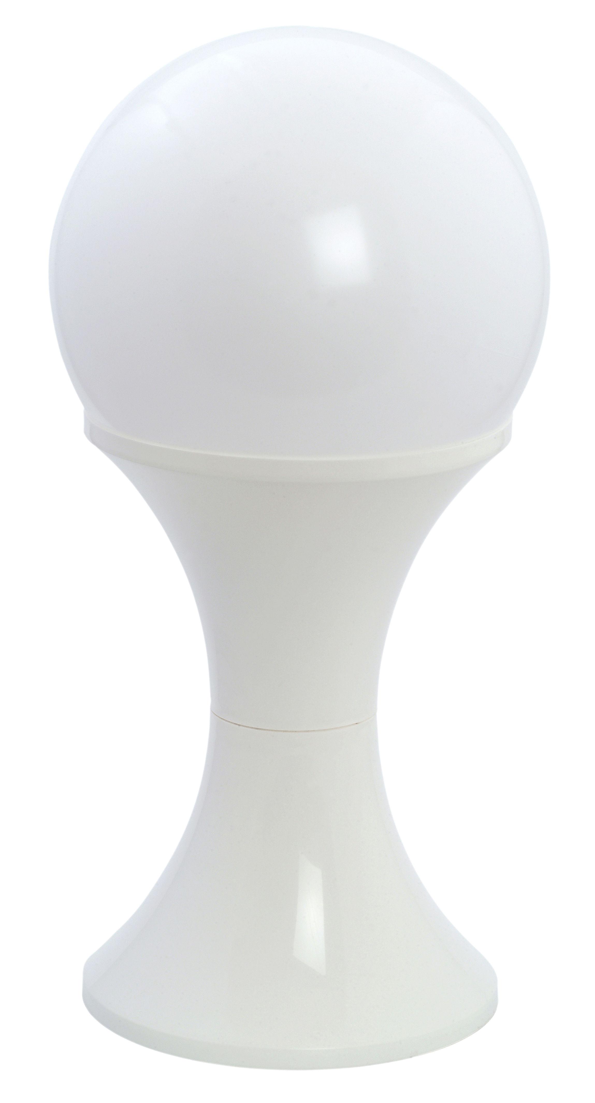 Scopri lampada da pavimento tam tam lampe bianca di branex design made in design italia - Kruk tam tam henry massonnet ...