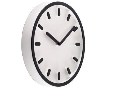 Decoration - Wall Clocks - Tempo Wall clock - Wall clock by Magis - Black - ABS