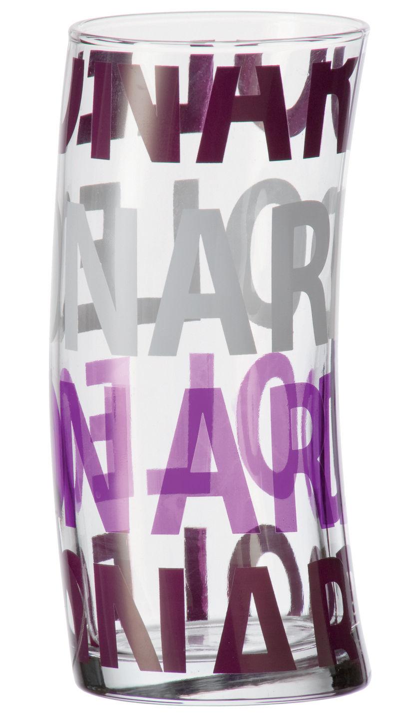 Scopri bicchiere da acqua joy lill di leonardo made in for Acqua design italia