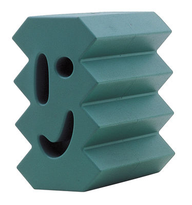 Etagère Ladrillos Sino module base - Magis Collection Me Too vert foncé en matière plastique
