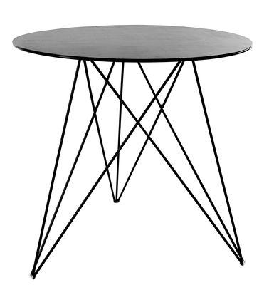 Sticchite Tisch / Ø 75 cm - Metall - Serax - Weiß
