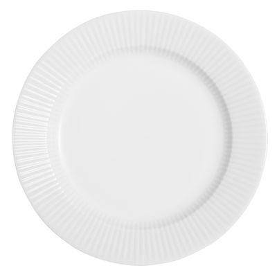 Assiette Legio Nova / Ø 25 cm - Eva Trio blanc en céramique