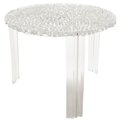 T-Table Alto Couchtisch - Kartell - Kristall
