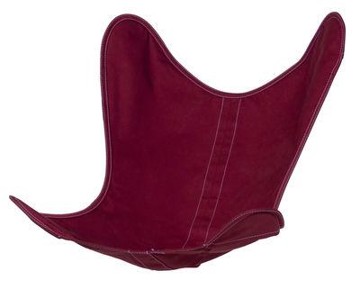 Mobilier - Fauteuils - Housse Coton / Pour fauteuil AA Butterfly - AA-New Design - Framboise - Toile