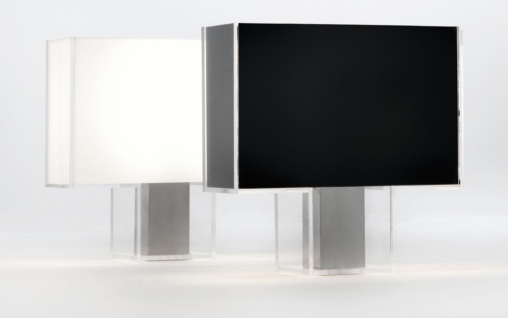 lampe de table tati pliss kartell. Black Bedroom Furniture Sets. Home Design Ideas